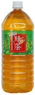 あさみや Globe 緑茶 2Lペットボトル×6本入×(2ケース)