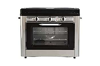 Camp Chef Outdoor Camp Oven Dimensions with handles  15 in L x 25 in W x 18 in H