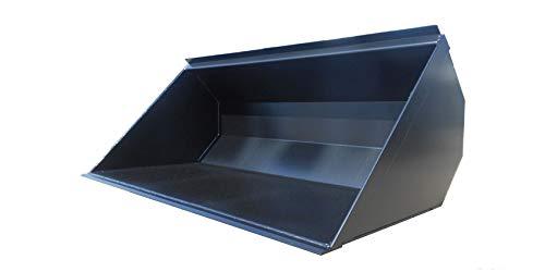 Bagger-Schaufel 140cm für Manitou Aufnahme Baggerschaufel Schüttgutschaufel/Extra verstärkte Backen