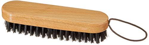Bama Schmutzbürste Schuhbürste, braun/schwarz, Eine Größe