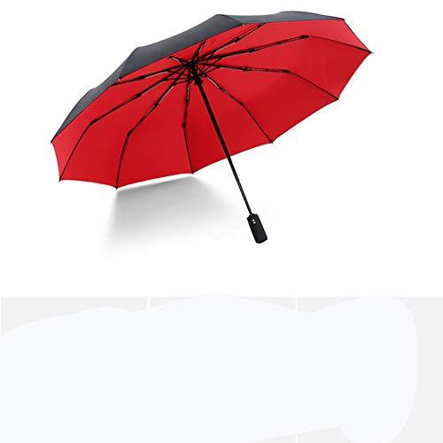 NFHBBAA Parapluie Pliant Automatique Affaires Hommes Femmes Parapluie Pluie Homme Dame Parapluie