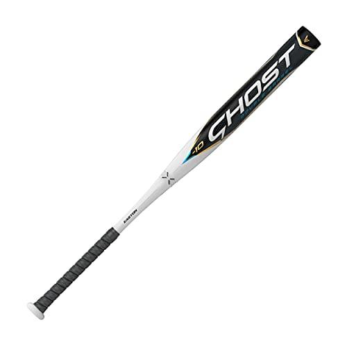 Easton 2022 Ghost Double Barrel Fastpitch Softball Bat, 33 inch (-10)