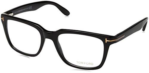 TOM Ford Eyeglasses Tf 5304 001 Shiny Black Tf5304-001-54mm