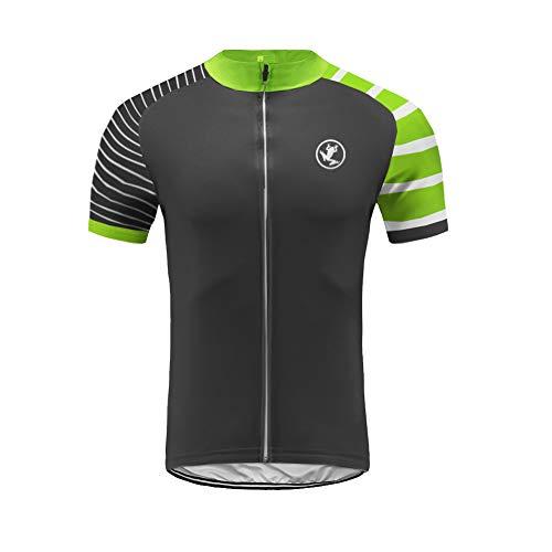 UGLY FROG 2019-2020 Neu Sommer Damen MTB Rennrad Radsport Trikots & Shirts Bike Wear Kurzarm Cycling Jersey Schnelltrocknend Sport Bekleidung