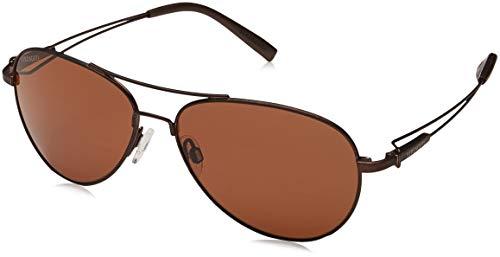 Serengeti Eyewear Sonnenbrille Brando, Velvet Espresso, M, 7543