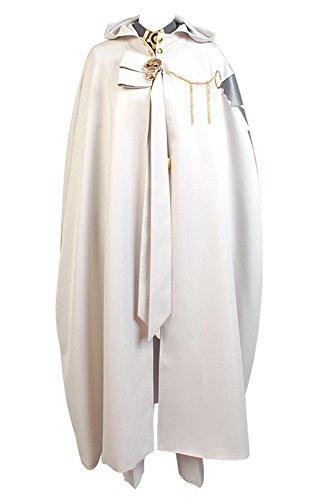 Seraph of The End Vampires Mikaela Hyakuya Uniform Outfit Cosplay Kostüm Herren XXXL