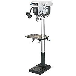 DELTA 17-950L 16.5-Inch TwinLaser Crosshair Drill Press - Power Stationary Drill Presses