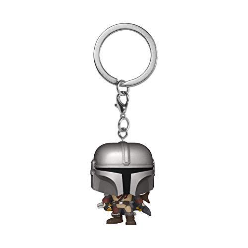 Funko - Figura Pop Keychain: The Mandalorian - The Mandalorian (53045)