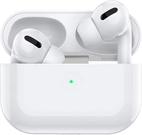 Auriculares Bluetooth 5.0, Auriculares Deportivos inalámbricos, micrófono y Caja de Carga incorporados,Auriculares Inalámbricos con Ruido estéreo 3D, Adecuado para Android/iPhone/Samsung/Airpods Pro