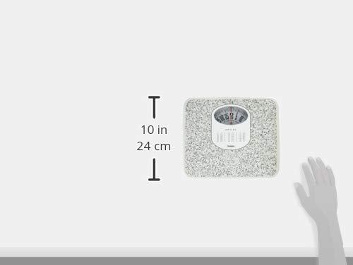 タニタ『アナログヘルスメーターストーンホワイト(THA-528)』