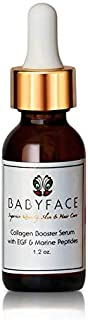 Babyface Collagen Building Essential Serum with EGF & Marine Peptides - Skin Recovery Serum 1oz Dropper