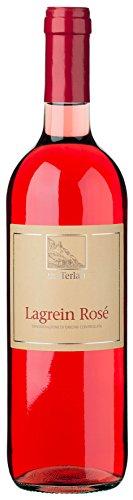 6x 0,75l - 2018er - Cantina Terlan - Lagrein Rosé - Alto Adige D.O.C. - Südtirol - Italien - Rosé-Wein trocken