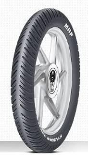 MRF Nylogrip Zapper-Y 80/100-18 54P Tubeless Bike Tyre, Rear