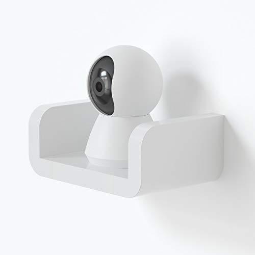 Aelfox 粘着式 浴室用ラック丨シャワーラック お風呂 ラック 洗面所ラック ホルダー 壁掛けラック 収納ラック キッチン 棚(S)