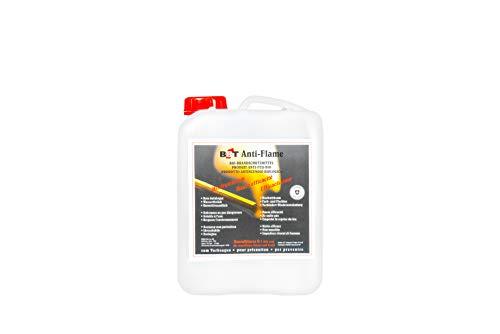 BBT Antiflame Bio Brandschutzspray Brandschutzmittel Brandschutz 5 Liter Kanister