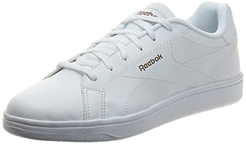 Reebok Royal Complete CLN2, Zapatos de Tenis Mujer, Blanco (Blanco/Blanco/Blanco), 39 EU
