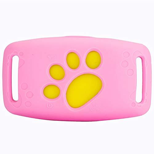 ShangSky GPS Tracker für Hunde und Katzen Wasserfester Peilsender,Hundetracking-Gerät mit App und Echtzeit GPS Ortung