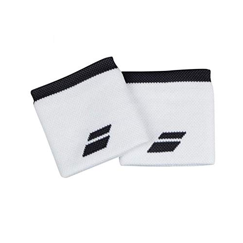 Babolat Logo Unisex Felpa bianca