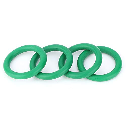 Jopwkuin O-Ring, High Temperature Resistant Soft Easy to Use O-Ring Assortment Kit for Dynamic Cylinder for Hydraulic for Pneumatic Applications