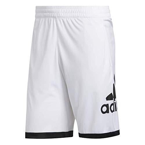 adidas SPT Bos, White/Black, Large/Large