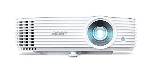 Acer X1526AH DLP Projector (WUXGA (1,920 x 1,200) 4000 ANSI Lumen 10,000:1 Contrast, Keystone, HDMI (HDCP), Audio Connection)