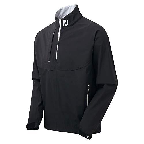 Footjoy Herren 95015 Golf Sportjacke, Schwarz, XL