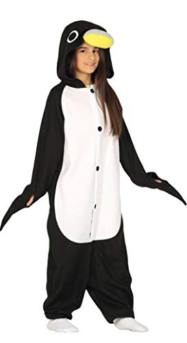 Guirca 88469 - Pijama Pingüino Infantil 10 12 Años
