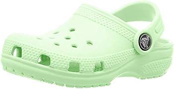 Crocs Kids  Classic Clog  Neo Mint 3 Little Kid