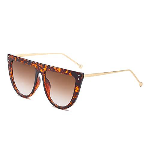 Gafas de sol polarizadas, gafas de sol para hombre y mujer, protección UV para pesca y ciclismo deportes al aire libre, Twilight/Tea,