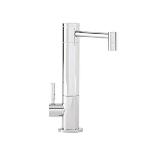 Waterstone 1900C-CH Hunley Filtration Faucet Cold Only Single Handle, Chrome
