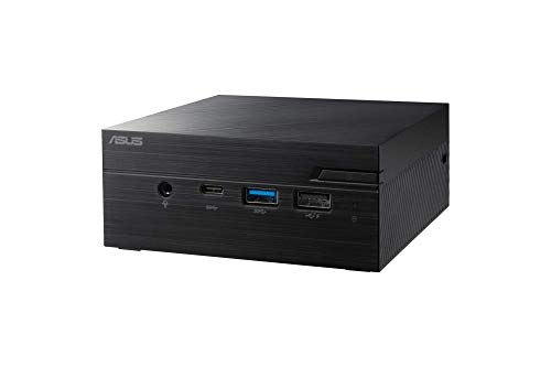 ASUS PN40-BC099MC 1,10 GHz Intel® Celeron® N4000 Negro Mini PC - Ordenador de sobremesa (1,10 GHz, Intel® Celeron®, N4000, 4 GB, DDR4-SDRAM, 64 GB)