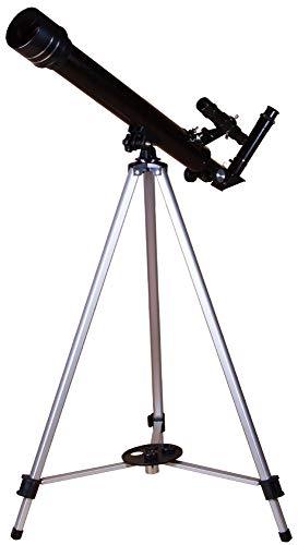 Telescopio Refractor Levenhuk Skyline Base 50T Iniciación