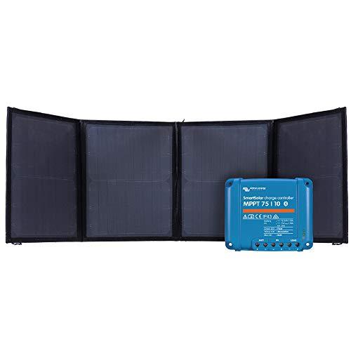 Offgridtec FSP-2 Ultra KIT 50W Faltbares Solarmodul mit Victron MPPT Smartsolar 75/10