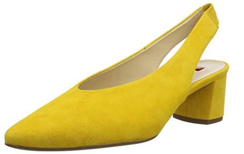 Högl Damen URBANA Slingback Pumps, Gelb (Yellow 81, 37.5 EU