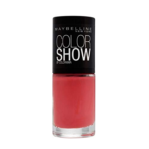 MAYBELLINE COLOR SHOW 342 NAGELLAK CORAL CRAZE
