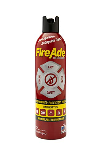 FireAde Fluorine Free Aerosol Cans Connecticut
