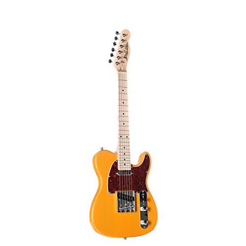 J & D E-Gitarre TL-MINI BSB Butterscotch Blonde
