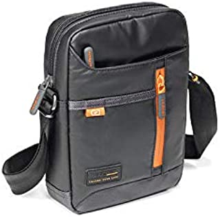 Hedgren Connect Pouch for Unisex, Crossbody Black HCCRS01 429-01