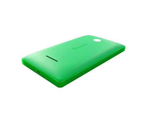 Microsoft Lumia Clip-On Shell Hülle Case Cover für Microsoft Lumia 435 - Grün