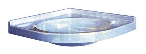 SIFI LAVANDINO Bagno ANGOLARE MM.41 8 * 418 Bianco