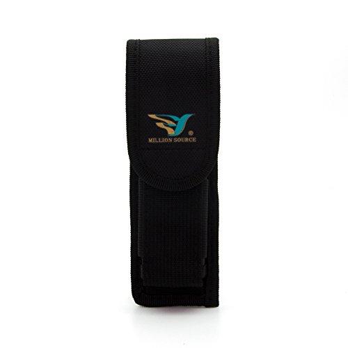 Guaina per attrezzi multiuso in nylon di alta qualità che rispetta gli standard, di colore nero