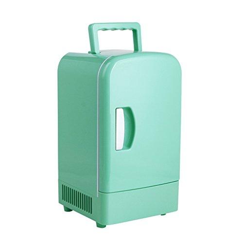 Refrigerador de coche YLLXX Refrigerador Pequeño del Mini Coche Refrigerador Termo Eléctrico...