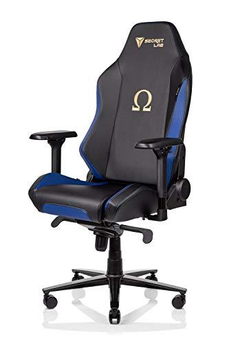 Secretlab Omega 2020 Prime 2.0 Gaming-Stuhl, Kunstleder, Königsblau