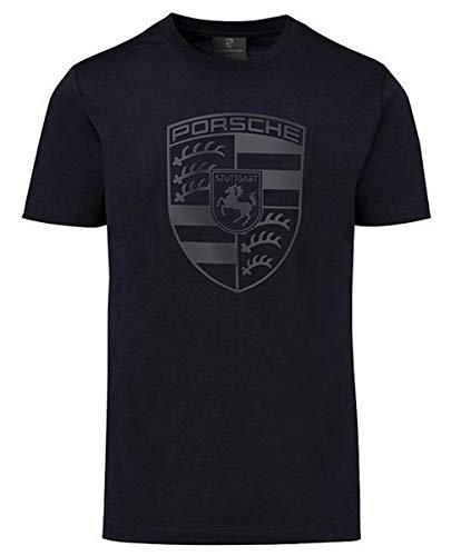 ポルシェ オフィシャル クレスト ビッグロゴ Tシャツ (XXL身幅63cm着丈78cm)