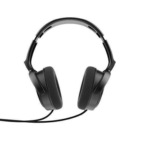 Philips Over Ear Wired Stereo Headphones for Podcasts, Studio Monitoring and Recording Headset for Computer, Keyboard and Guitar with 6.3 mm (1/4
