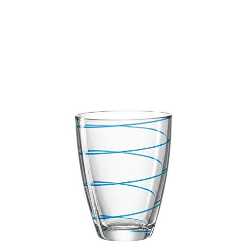 Montana Jolly Waterglas - 350 ml - Blauw - 6 stuks