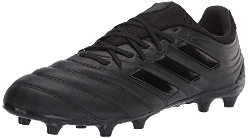 adidas Men's Copa 20.3 Firm Ground Boots Soccer Shoe, core Black/core Black/DGH Solid Grey, 7 M US