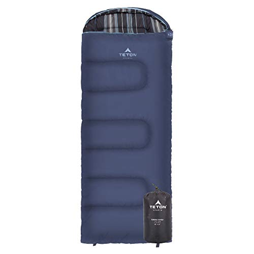 Product Image of the TETON Sports Celsius Jr Kids Sleeping Bag; Lightweight; Perfect for Camping