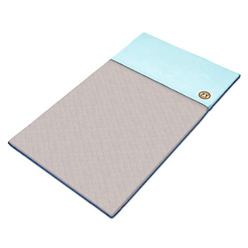 GuineaDad Fleece Liner | Guinea Pig Fleece Cage Liners | Guinea Pig Bedding | Burrowing Pocket Sleeve | Absorbent Antibacterial Bamboo | Waterproof | Available Various Cage Sizes