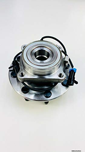 FKG 513152 Front Wheel Bearing Hub Assembly fit for 1990-2005 Mazda Miata Non ABS 4 Lugs
